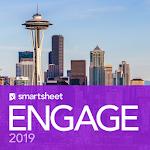 Smartsheet ENGAGE Icon