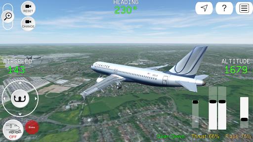 Flight Simulator Advanced 1.6.4 APK MOD screenshots 1