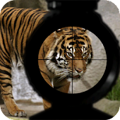 Tiger Hunter Sniper