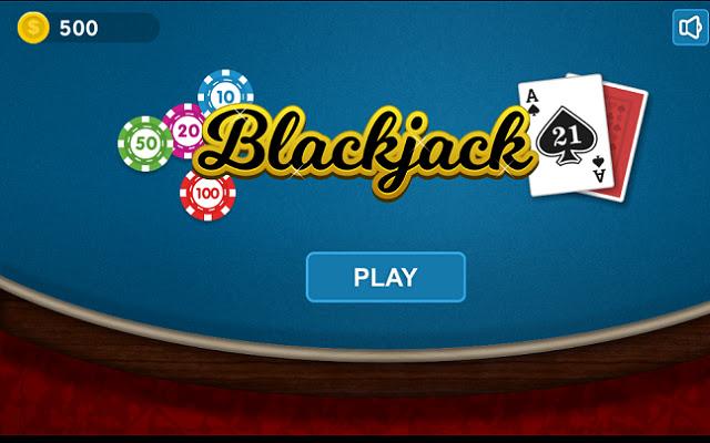 Blackjack - casino 21 for Chrome
