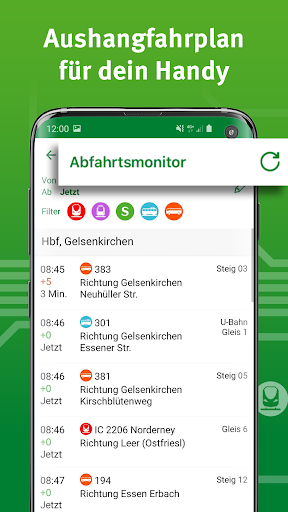VRR-App - Fahrplanauskunft 5.37.14418 screenshots 6