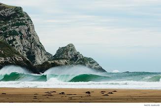 Photo: New Zealand. Photo: Burkard #Surfer #SurferPhotos