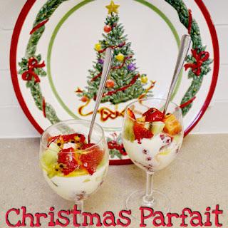 Christmas Parfait Dessert Recipes