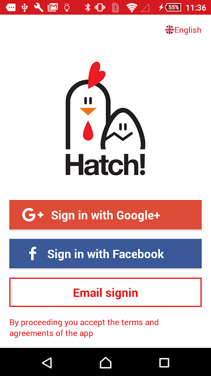 Hatch! – (Android Apper) — AppAgg