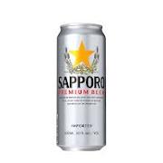 Sapporo Tall Boy