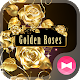 Beautiful Wallpaper Golden Roses Theme Download on Windows