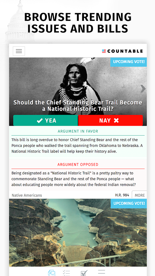 Countable - Contact Congress- screenshot