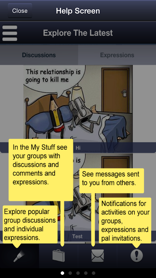 Social Number- screenshot