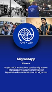 MigrantApp- screenshot thumbnail