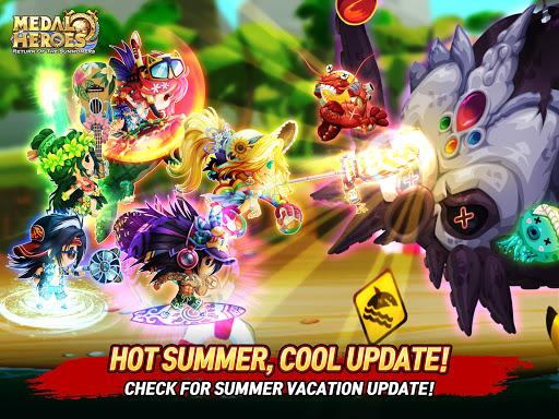 Medal Heroes : Return of the Summoners  gameplay | by HackJr.Pw 9