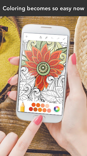 Colorfit - Drawing & Coloring 1.1.3 screenshots 1