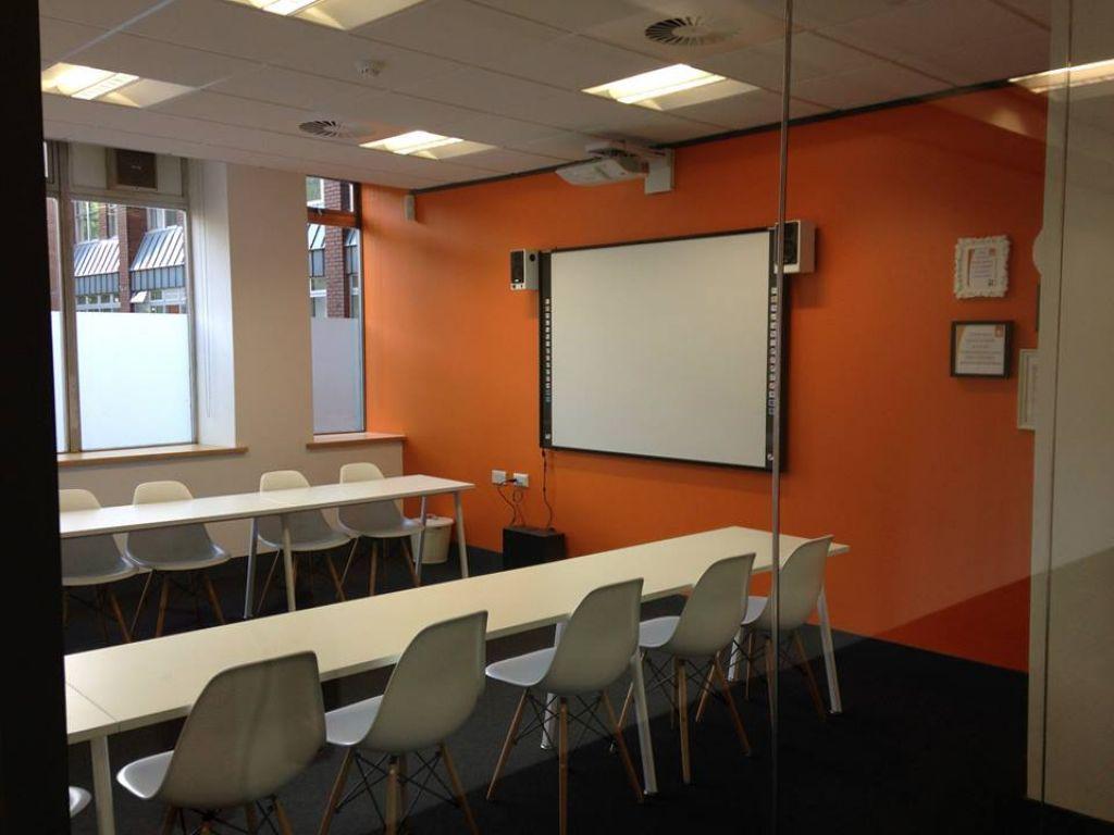 EC English Manchester - sala de aula