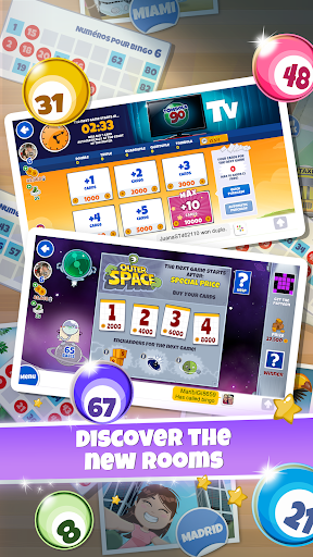 LOCO BiNGO! Play for crazy jackpots 2.13.2 screenshots 5