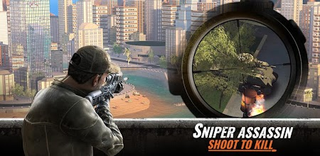 دانلود Sniper 3D Gun Shooter: Free Elite Shooting Games