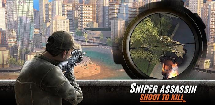 Sniper 3D Assassin: Schießspiel - Kostenlos Spiele
