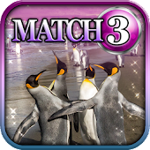 Match 3 - Penguin Play