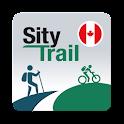 SityTrail Canada GPS randonnée