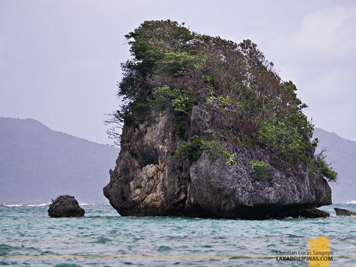 Palaui Island Tour View