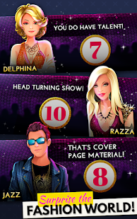 Fashion Diva: Dressup & Makeup- screenshot thumbnail