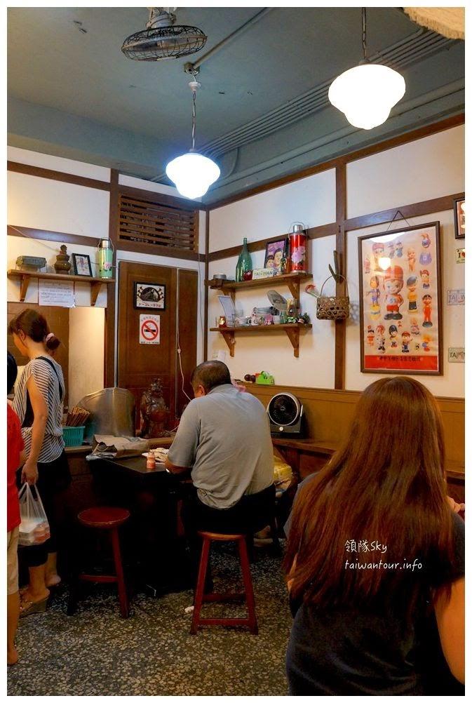 板橋美食推薦-復古裝潢30年美味便當店【成昌食堂】