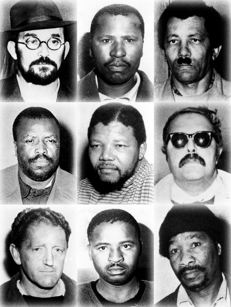 The State against Mandela and others. Picture: SUPPLIED