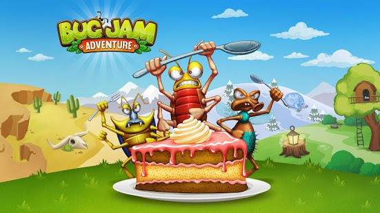 Bug Jam Adventure Screenshot