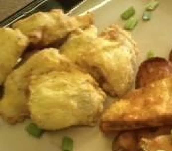 Deep Fried Artichoke's Lightly Battered Recipe