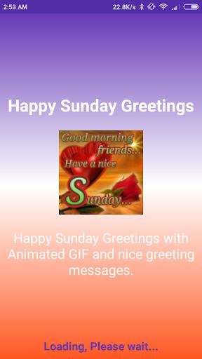 Happy sunday greetings apk download apkpure happy sunday greetings screenshot 6 m4hsunfo