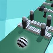 Color Ball 3D Bump : Marble Smash Game icon