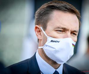 UCI-voorzitter in zee met Universiteit Gent en is niet zeker of WK veldrijden doorgaat in januari in Oostende