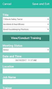 Safety Toolbox Trainer- screenshot thumbnail