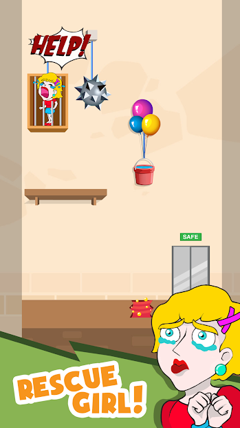 Save Girl – Rescue Game