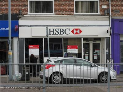 HSBC on Walsall Road - Banks & Other Financial Institutions
