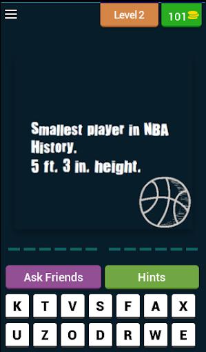 Basketball - NBA Trivia Quiz 3.2.3z screenshots 2