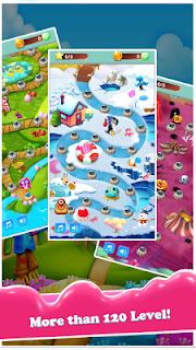 Candy Jelly Blast screenshot 00