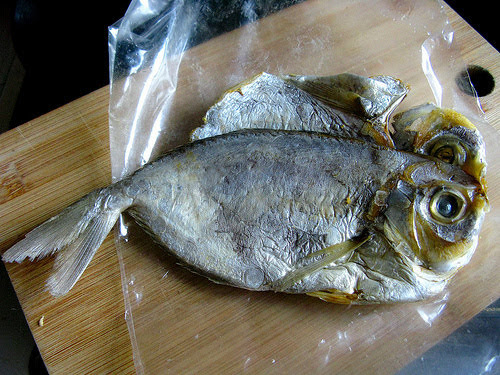 chinese, fish, homemade, salted, steamed, preserved, recipe, sun dried, 蒸, 南倉鹽鮮魚