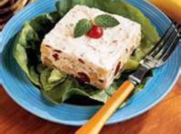 Frozen Cranberry--banana Salad Recipe