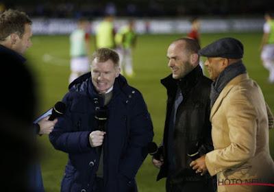 Un ancien joueur de Premier League est viré de la BBC