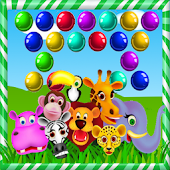 Pet Journey Bubble Game