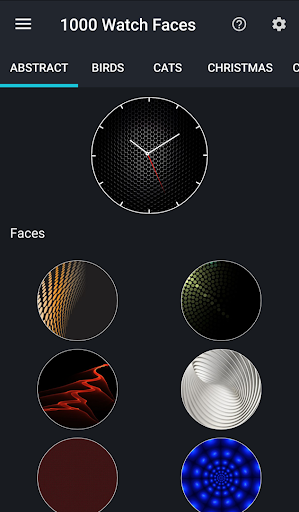 1000+ Watch Faces 2.22 screenshots 1