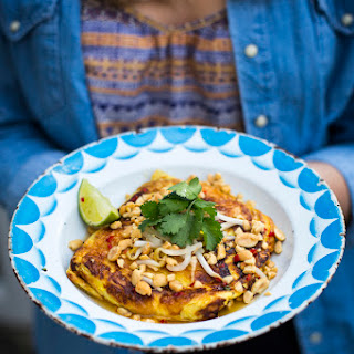 Thai Breakfast Omelette Recipe