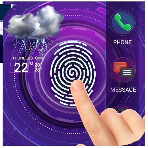 All-In-One Fingerprint Locker Prank