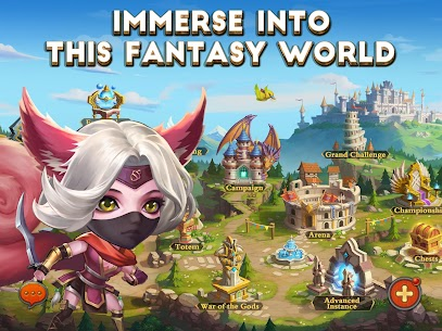 Heroes Charge Apk Download For Android and Iphone 7
