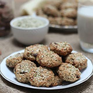 Hemp Hearts Power Cookies.