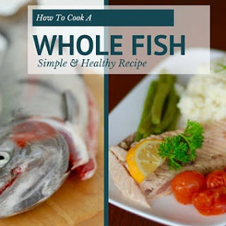 How To Cook A Whole Fish.
