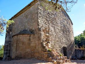 Photo: Ermita de La Roqueta  ( sota el castell del mateix nom)