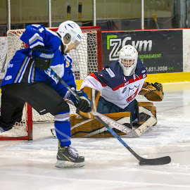 Shoot by Yves Sansoucy - Sports & Fitness Ice hockey