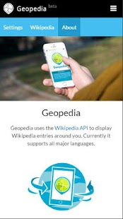 Geopedia- screenshot thumbnail