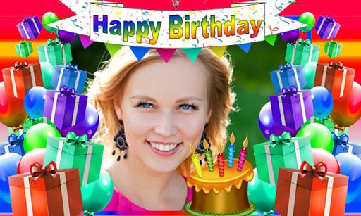 玩免費遊戲APP|下載Birthday Photoframes app不用錢|硬是要APP