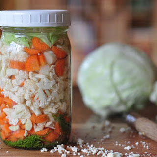 Lacto-Fermented Vegetables Recipe